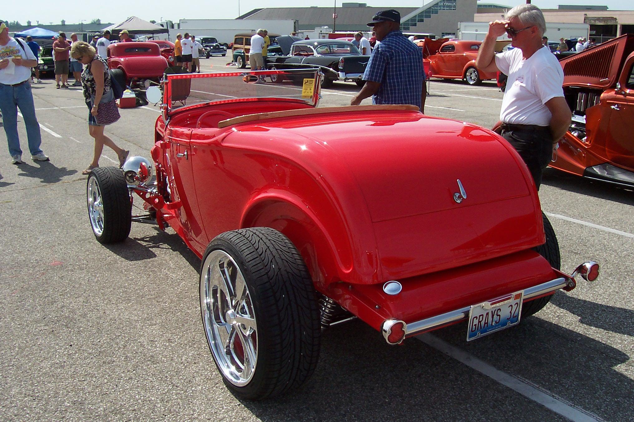 Custom Billet Hot Rod Parts - Customer Cars - Everett\'s Pair of V10 32s