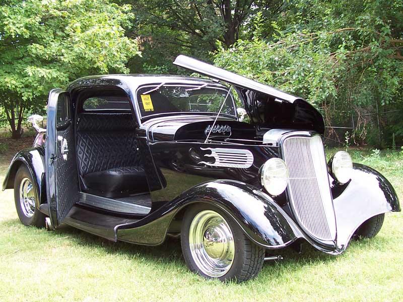 Custom Billet Hot Rod Parts - Customer Cars - Pinkee\'s Phantom 51
