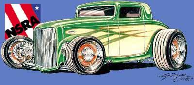 Custom billet hot rod parts customer cars nsra for Young motors shelbyville tn