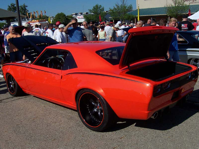 Camaro Street Rods For Sale By Owner Upcomingcarshq Com