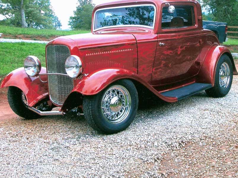 Custom Billet Hot Rod Parts - Customer Cars - Traditional 32